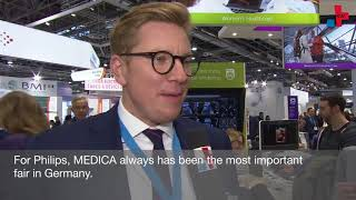 Research and diagnostics – laboratory technology at MEDICA 2017