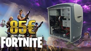 PC GAMING da 85€: FORTNITE & FREE-TO-PLAY!