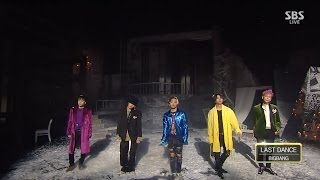 Repeat youtube video BIGBANG - 'LAST DANCE' 0115 SBS Inkigayo
