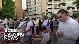 Muslims celebrate Eid amid coronavirus outbreak