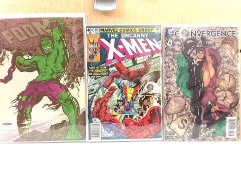 Comic Book Haul #97