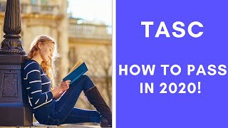 TASC Exam – How To Pass In 2020!