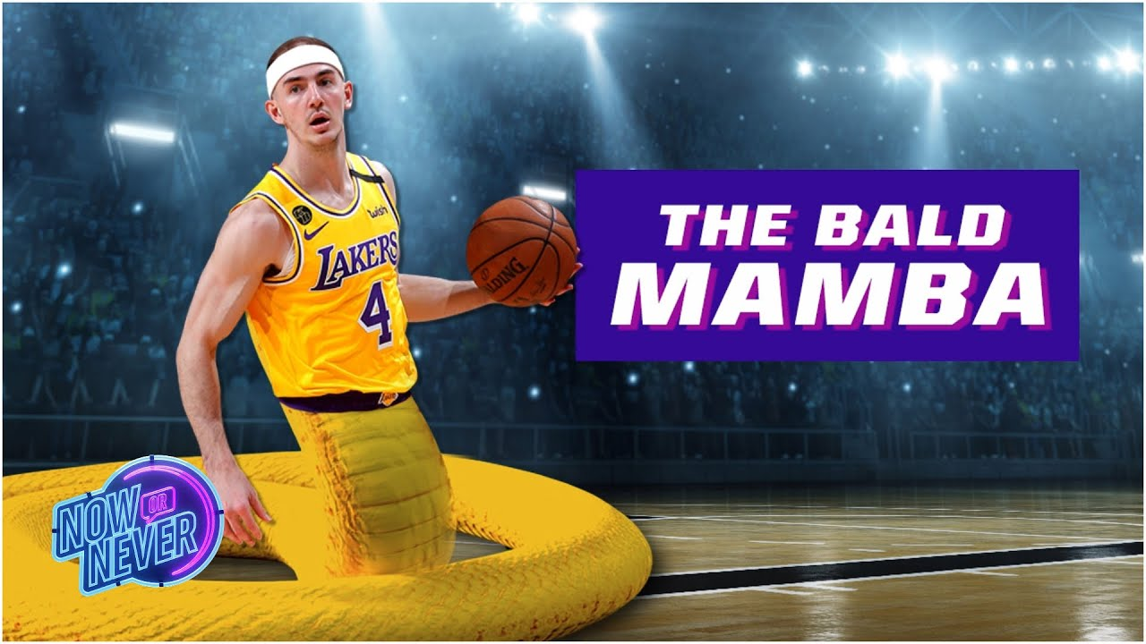 Alex Caruso talks 'Bald Mamba' nickname, Lakers' title chances in NBA's restart | Now or Never