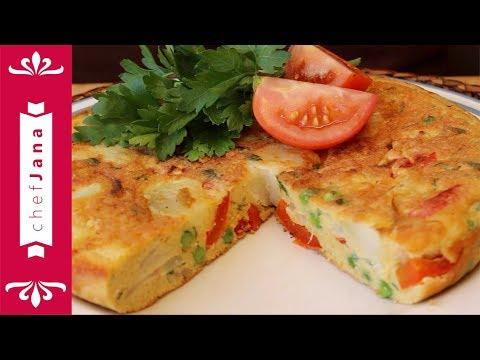 Vegan Omelet/ Chickpea eggless omelet (gluten-free, nut-free)