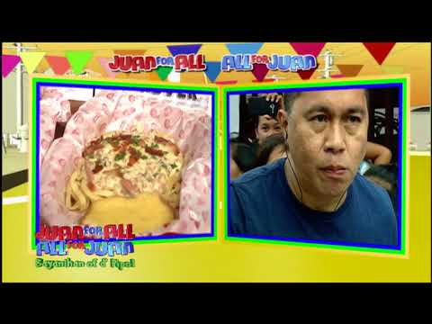Juan For All, All For Juan Sugod Bahay   August 30, 2017