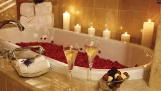 Как УКРАСИТЬ ВАННУЮ Идеи  Романтика ДЕНЬ СВЯТОГО ВАЛЕНТИНА Bathroom Decoration Valentine's Day