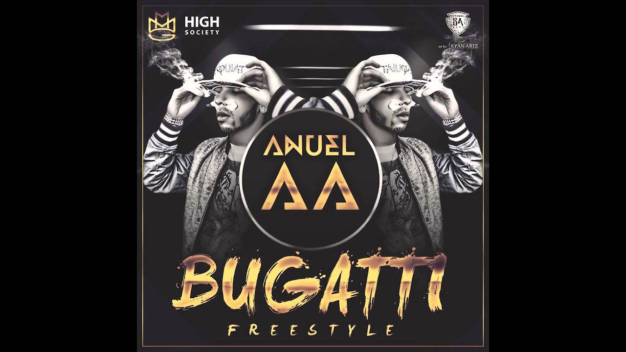 Anuel AA | Bugatti