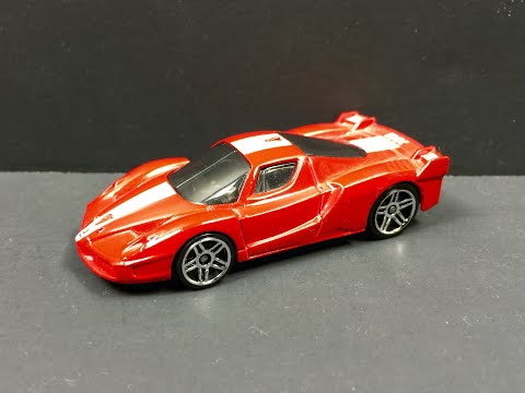 Hot Wheels Ferrari FXX 1:64 (1080p HD)