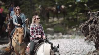Horseback Rides in Banff National Park, Alberta