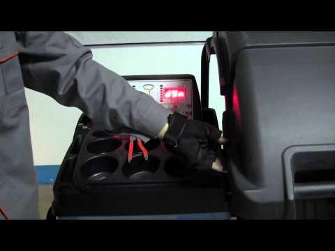 DECAR car wheel balancer WB100