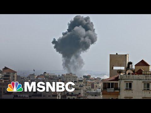 Israel, Hamas Exchange Fire As Violence Spreads Beyond Jerusalem