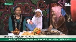Переселенцы из Китая напомнили о забытых казахских традициях