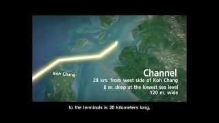 ข้อมูลท่าเรือระนอง Ranong Port  (Thai Version)