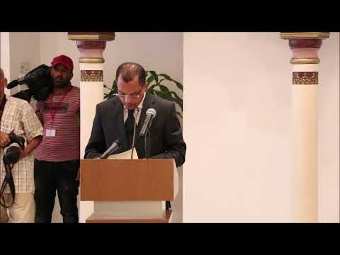 كلمة تأبين سفير تونس بساحل العاج للرئيس الراحل الباجي قائد السبسي