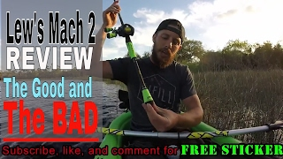 lews mach 2 speed stick review the good and the bad