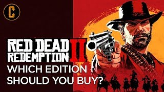 Red Dead Redemption 2: Which Edition Should You Buy?