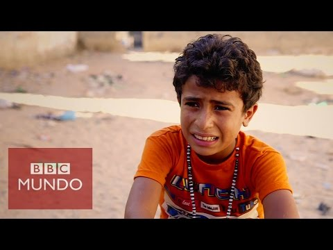 El trauma de los niños en Gaza, a un año de la guerra con Israel