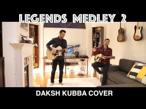 Legends Medley, Pt 2   Kishore Kumar & Mohammed Rafi   Daksh Kubba Cover