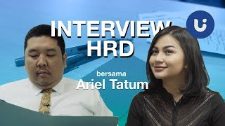 Ariel Tatum Bisik-Bisik ke Pak HRD