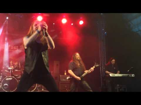 Hecate Enthroned - The Pagan Swords Of Legend (Live @ Hell Fast Attack vol. 8)