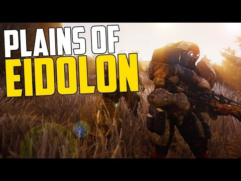 Free to Play Destiny?! - Warframe Open World Update - Warframe Plains of Eidolon Gameplay #1