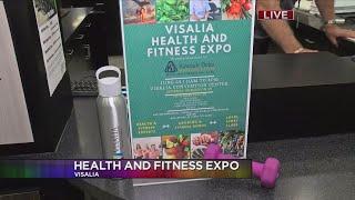 Visalia Health & Fitness Expo, segment 1