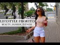 CURRENT LIFESTYLE MUST HAVES | Beauty, Fitness & Club Monaco Haul!
