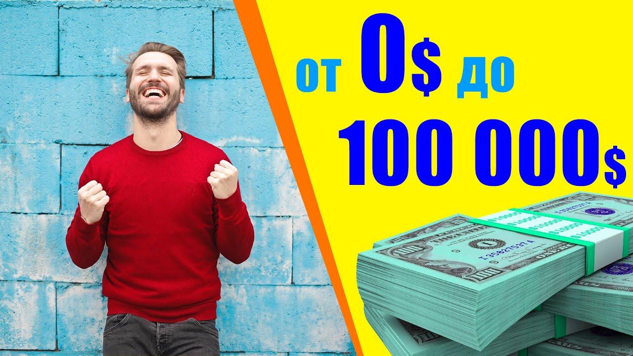 БИЗНЕС В РЕКЛАМНОЙ КОМПАНИИ ОТ 0$ до 100 000$