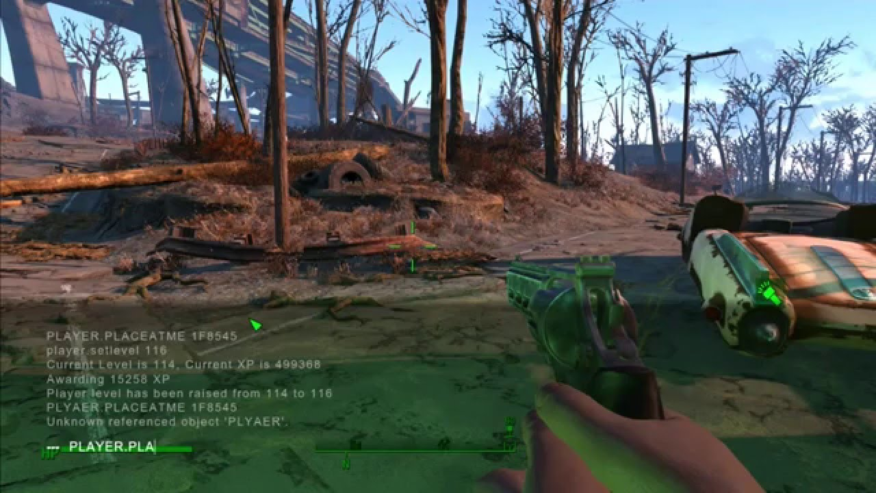 fallout 4 remove item command