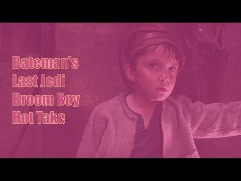 SNES Saturdays - Bateman's Last Jedi Broom Boy Hot Take