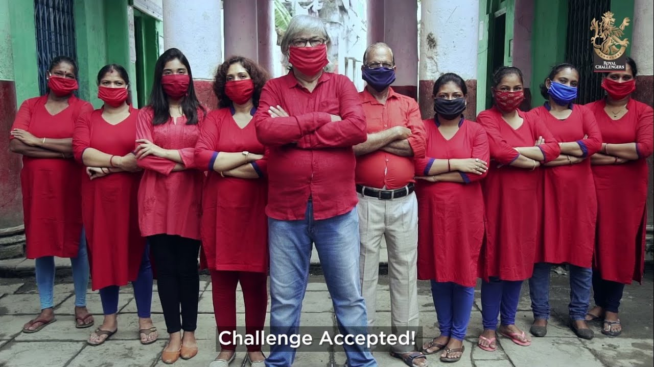 My COVID Heroes | RCB salutes the Real Challengers | Arup Sengupta
