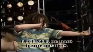 Rage Against The Machine - Killing In The Name Subtitulos en Español HD 1993 Resimi