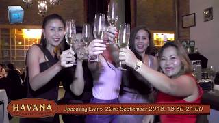 UPCOMING EVENT: Italian Wine Tasting,  Havana Bar - Holiday Inn Hotel Pattaya, Thailand