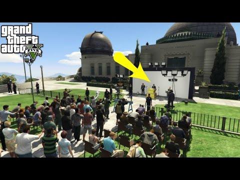 PRESIDENT ASSASSINATION IN GTA 5( GTA 5 Mods)