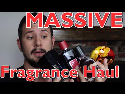 Massive Fragrance Haul October 2017!   Uomo Acqua   Armaf   Niche Fragrances
