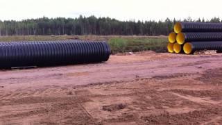 Строительство завода Nokian Tyres (г. Всеволожск)(Компания