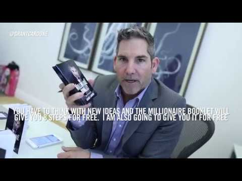 The Best Financial Advice for Getting Rich - Grant Cardone