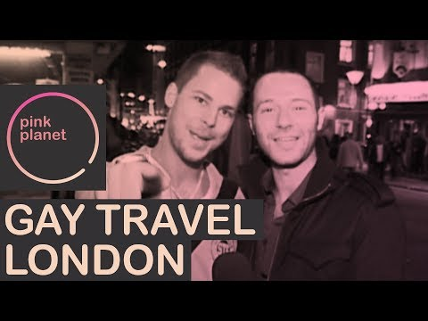 Gay Travel London, England UK