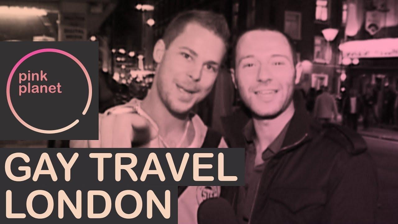 Gay travel england