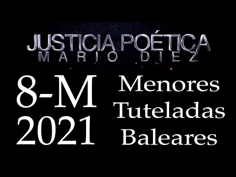 8M Menores tuteladas Mallorca