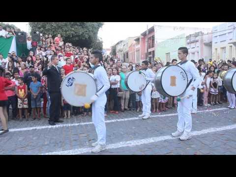 Desfile da Independência em Aratuba