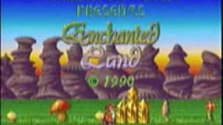 Enchanted Land - ATARI ST