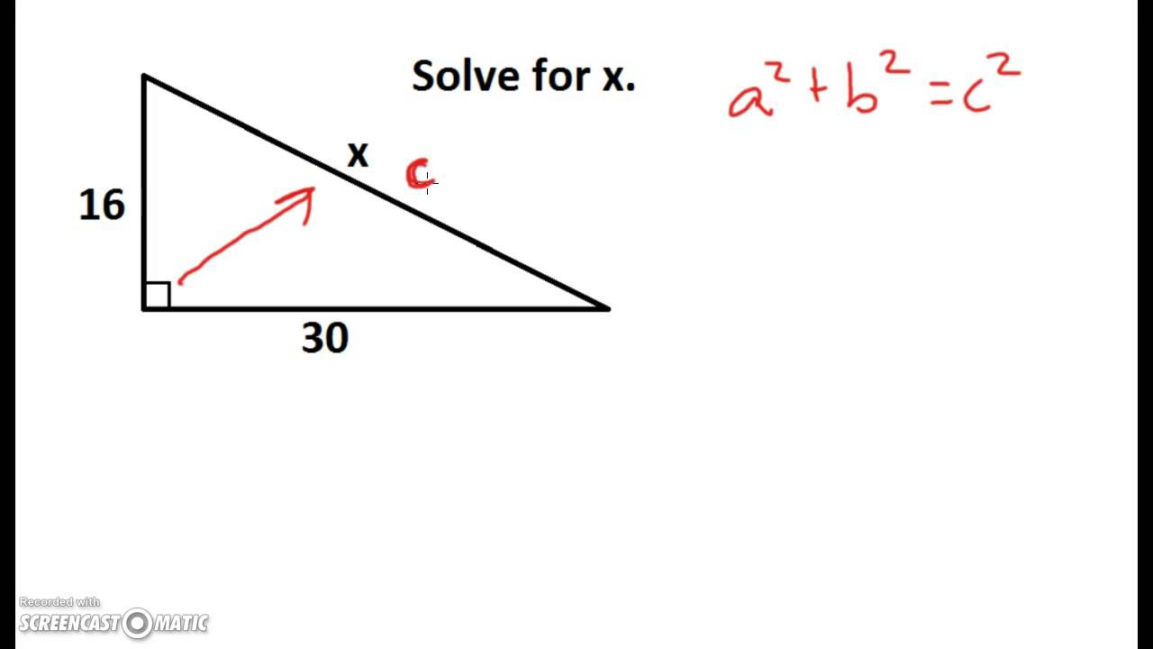 9  pythagorean theorem examples | math cover