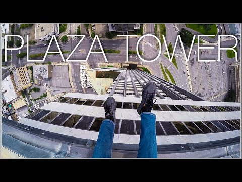 freerunning plaza tower new orleans youtube