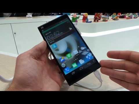 ZTE Grand Memo II LTE okostelefon bemutató videó | Tech2.hu