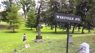 Hollywood Cemetery in Richmond, Virginia (4K)