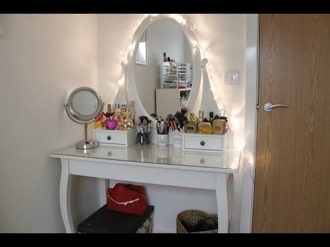 Awesome Mirrored Vanity Table Ideas For Your Lovely
