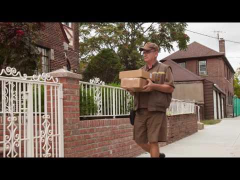 UPS Man Song