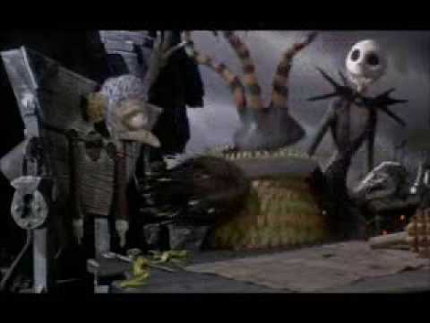 The Nightmare before Christmas-Making Christmas Time - YouTube