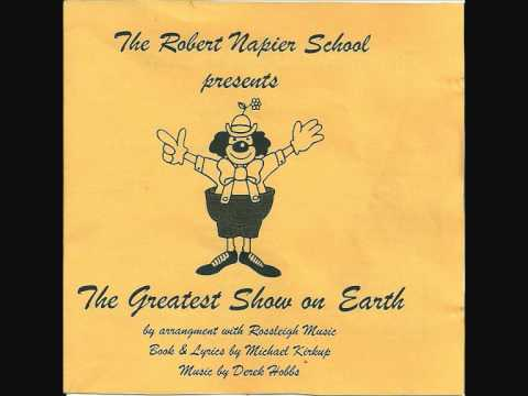 The Robert Napier School - The Greatest Show On Earth (1999) - Anthony Parkes - Mary, My Love